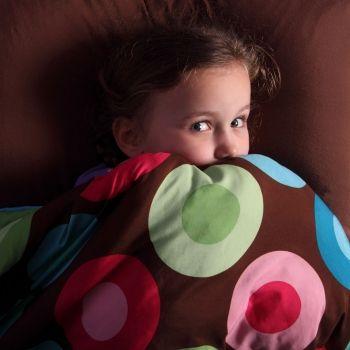 A qué tienen miedo los niños según su edad