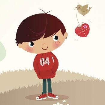 Refranes de amor para niños