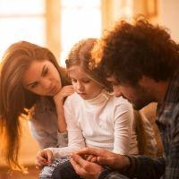 Cómo comunicar a los hijos la separación o divorcio de los padres