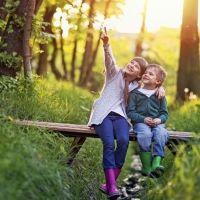 Frases para niños sobre el cuidado de la naturaleza