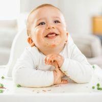 10 alimentos que no deben faltar en la dieta del bebé