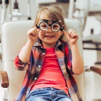 Tipos de miopía que pueden afectar a la visión de los niños