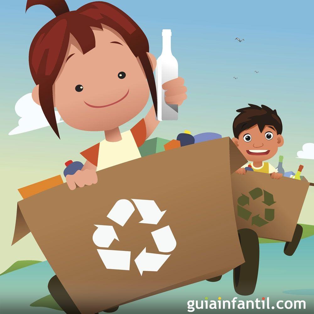 Errores de reciclaje que no debemos enseñar a los niños