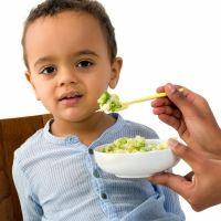 Cómo conseguir que los niños sean buenos comedores