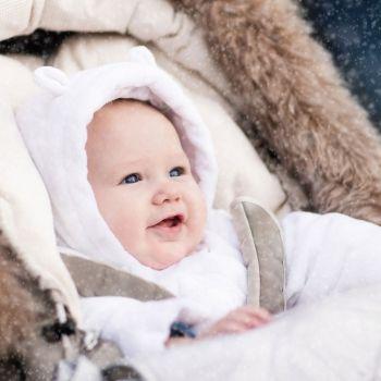 Cómo preparar al bebé para el frío