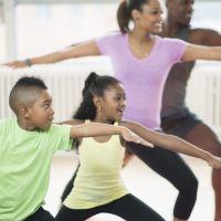 Vídeos con posturas de yoga para niños