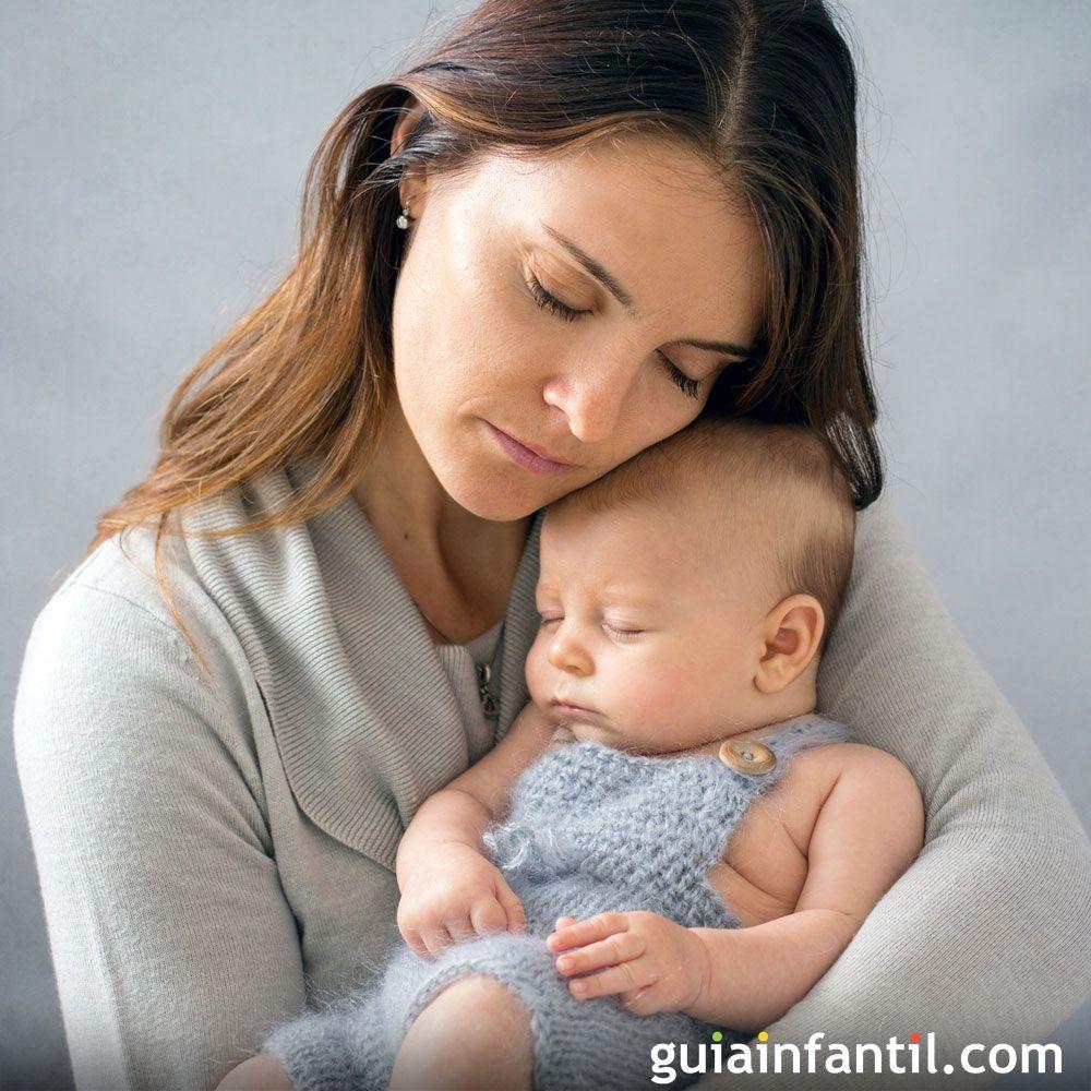 7 beneficios de mecer al bebé