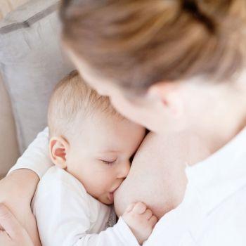 Por qué el bebé solo puede tomar leche los primeros meses
