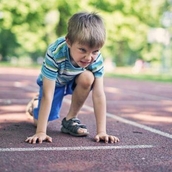Niños con baja tolerancia a la frustración en el deporte