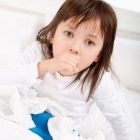 5 tipos de tos en los niños
