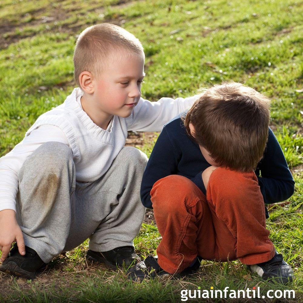 La Evolución De La Empatía En Los Niños