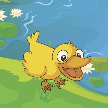 El pato que solo decía Cuá. Cuentos para niños con autismo