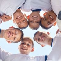5 valores esenciales que el deporte transmite a los niños