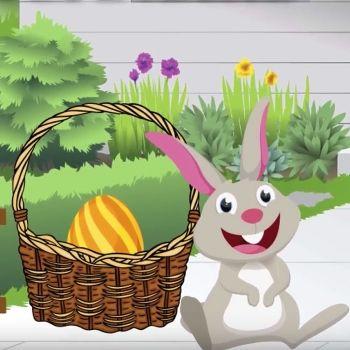 Cuento para niños. Conejo de Pascua