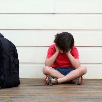 Niños que han sufrido abuso sexual por parte de otros niños