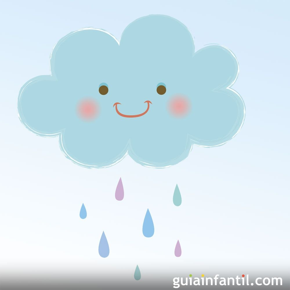 La nube de verano poema divertido para ni os - Imagenes de nubes infantiles ...