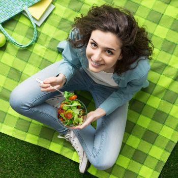Recomendaciones dietéticas para adolescentes vegetarianos