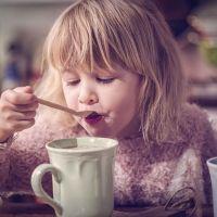 Dieta infantil para combatir el frío al volver del parque