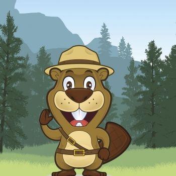 La excursión de los castores. Fábula para niños sobre el respeto a la naturaleza