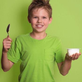 Dieta infantil para niños muy inquietos y nerviosos