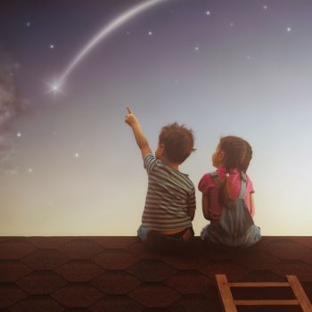 7 ingeniosas preguntas de los niños sobre el espacio