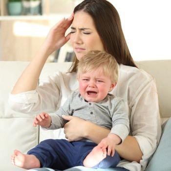 La salud mental de los padres es básica para el buen cuidado de los hijos