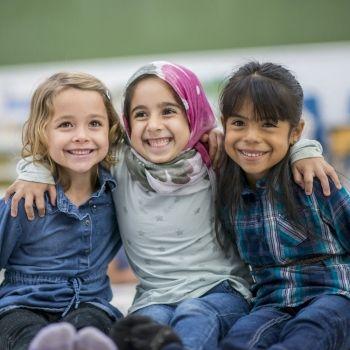 Cómo enseñar a los niños a no discriminar
