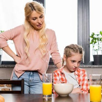 5 errores comunes en la alimentación del niño preescolar