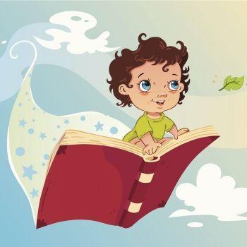 Canción del niño que vuela. Poesías latinoamericanas para niños