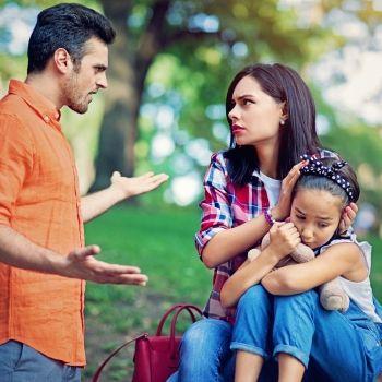 Cuando los padres usan a los hijos como chantaje tras una separación o divorcio