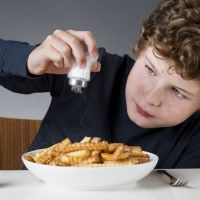 Por qué los niños no deben tomar sal yodada