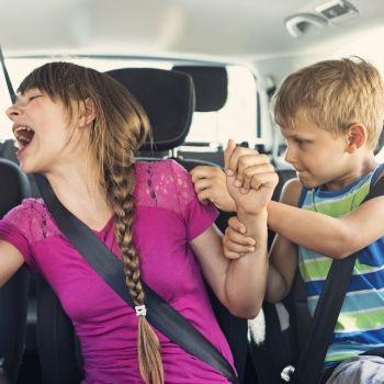 Pautas para viajar con un niño hiperactivo