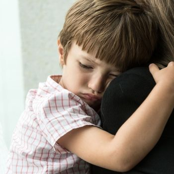 Cuando ves que tus hijos sufren emocionalmente