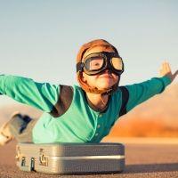 Los increíbles beneficios de viajar para los niños