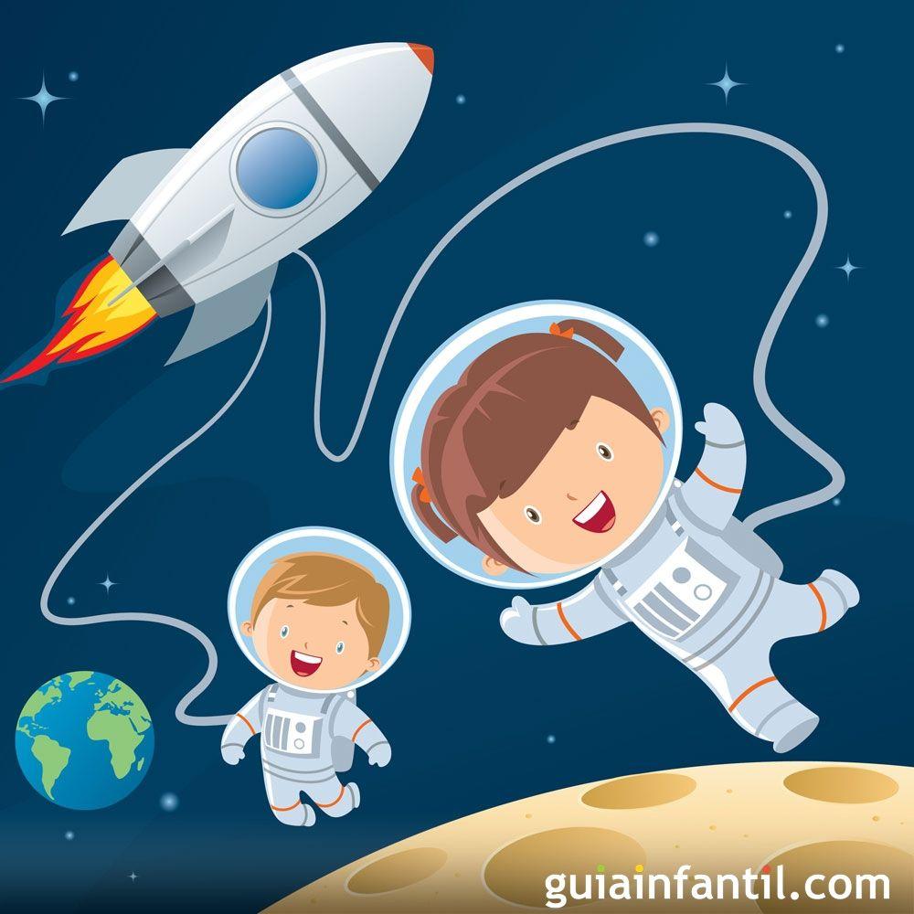 Valentina Tereshkova. Cuento para niños sobre la primera mujer que viajó al espacio