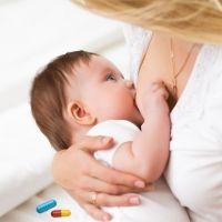 El uso de antibióticos durante la lactancia materna