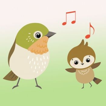 El canto del gorrión. Poesía infantil sobre la amistad