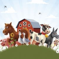 6 poemas muy cortos de animales para niños