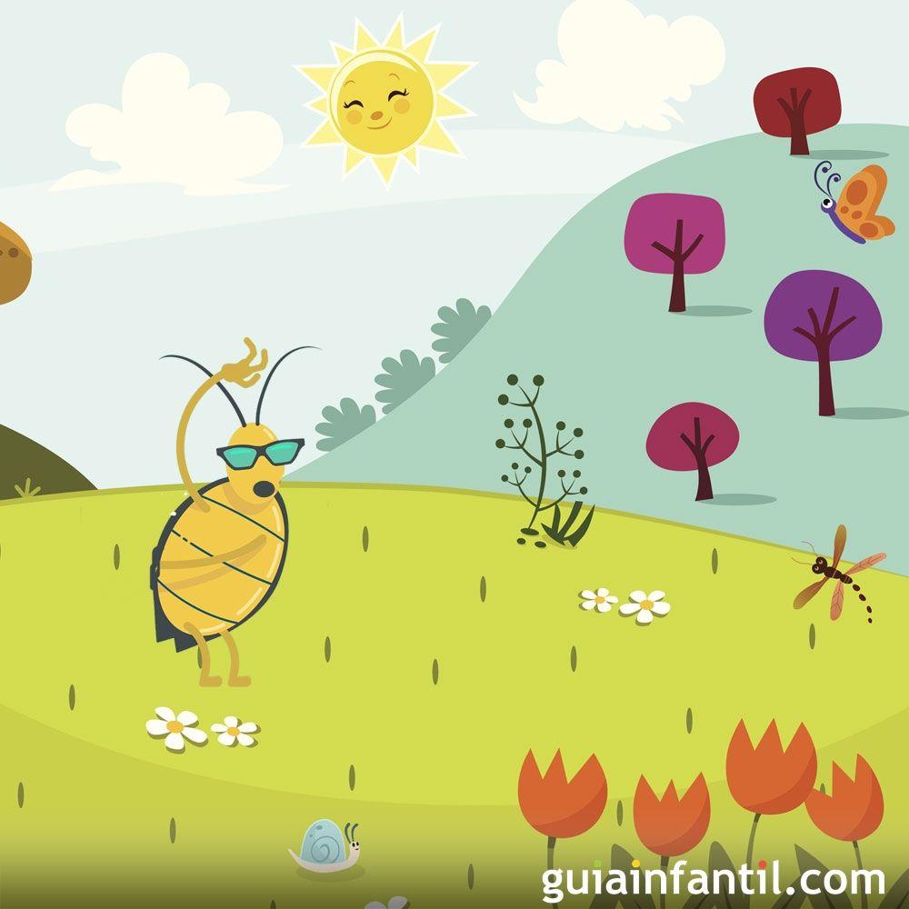 El Escarabajo Refunfuñón Cuento Para Niños Que Siempre