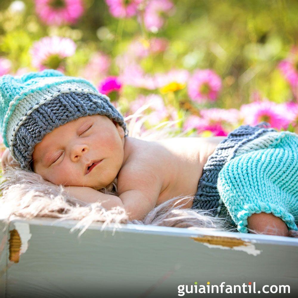 Lo bueno y lo malo de los bebés nacidos en abril