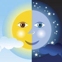 El sol baila con la luna. Poemas cortos para niños
