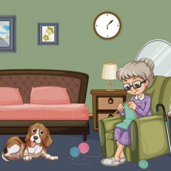 El cachorro Lebrón. Fábulas moderna para niños