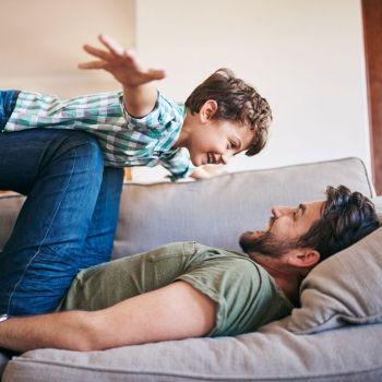 El mágico poder de jugar con los hijos