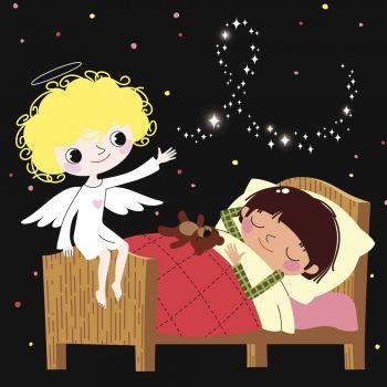 Vera y el problema de dormir. Cuento infantil para dormir