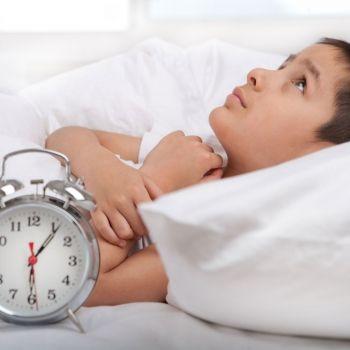 Alteraciones del sueño en niños TDAH