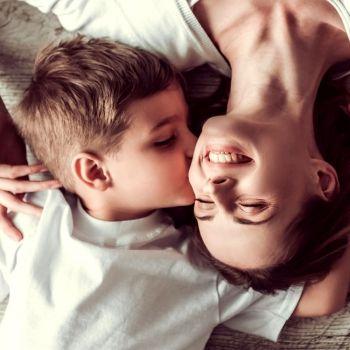 Cómo es la relación de la madre Capricornio con su hijo Tauro