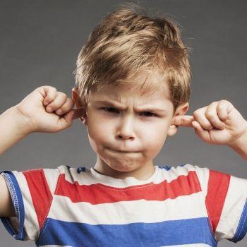 Alternativas para no decir palabrotas ante los niños