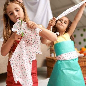 Cómo reciclar la ropa pequeña o vieja de tus hijos