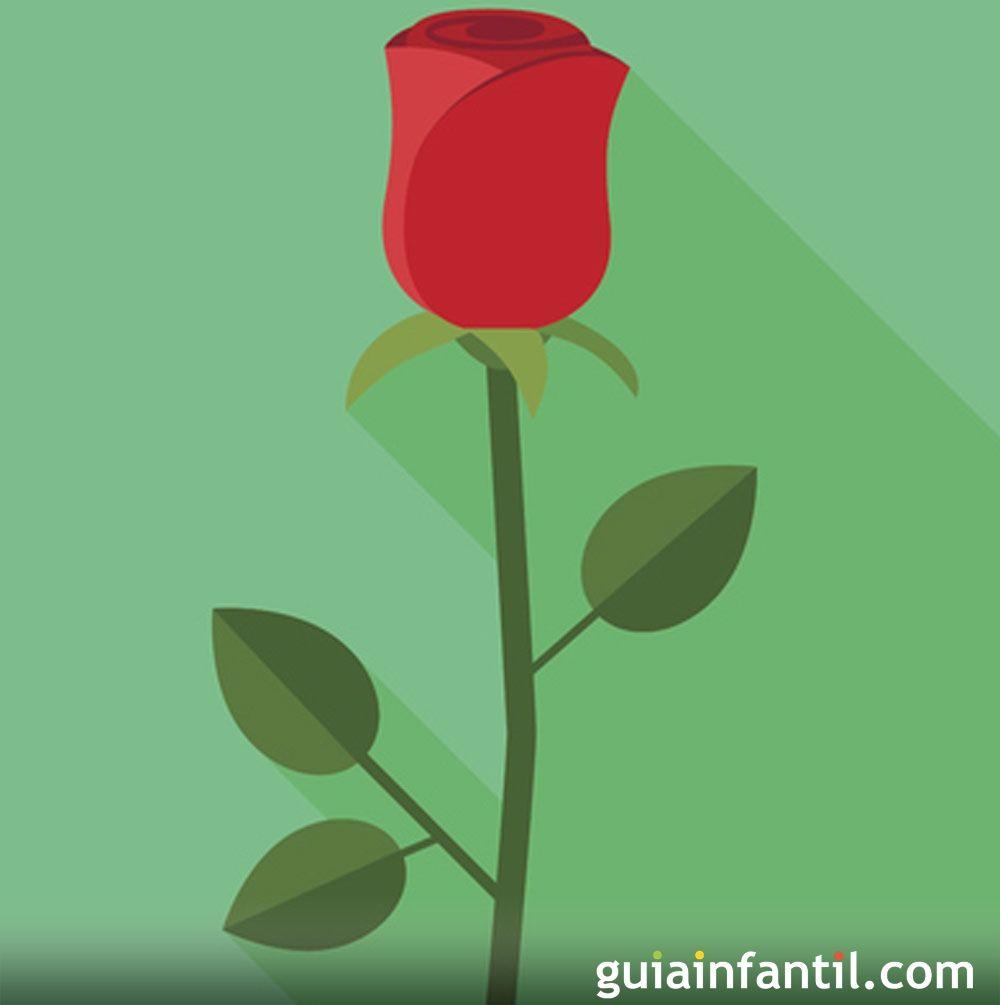 A Una Flor Poema Corto Para Ninos