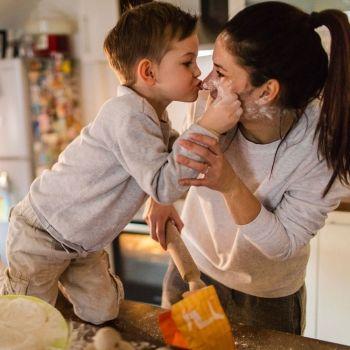 Cómo es la relación de la madre Capricornio con su hijo Géminis